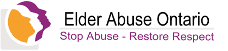 Elder Abuse Ontario